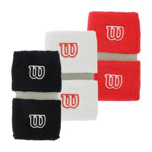 Wilson small Wristbands - set of 2 WR5602