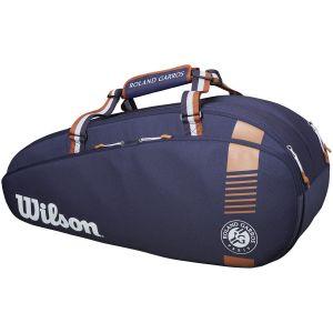 Wilson Roland Garros Team 6-Pack Wilson Tennis Bags WR8006701
