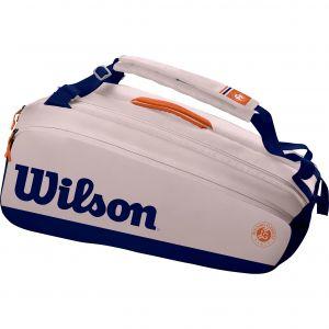 Wilson Roland Garros Premium 9-Pack Wilson Tennis Bags WR8012601