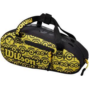 Wilson Minions Mini Tennis Bags WR8013901