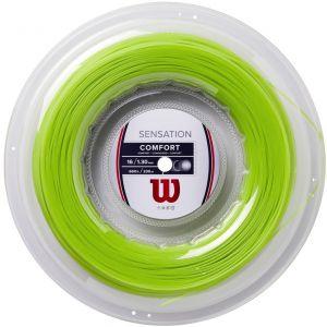 Wilson Sensation 16 Tennis String (1.30mm, 200m) WR830180116