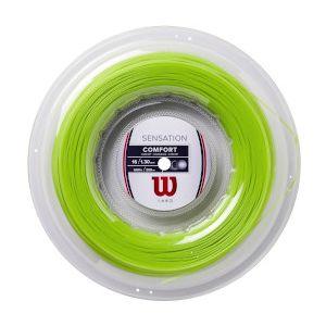 Wilson Sensation 16 Tennis String (1.30mm, 12m) pleksimo WR830180116-PLEKSIMO