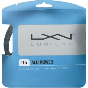 Luxilon Alu Power Tennis String (1.15mm, 12m)