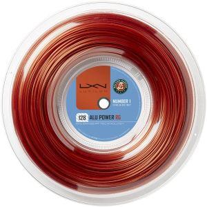 Luxilon Alu Power RG Tennis String (1.28mm, 200m) WR830250