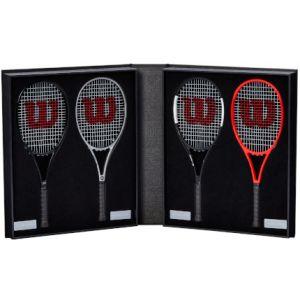 Wilson Roger Federer Mini Racket Kit