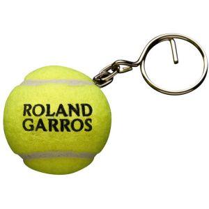 Wilson Roland Garros Tournament Tennis Ball Keychain WR8404001