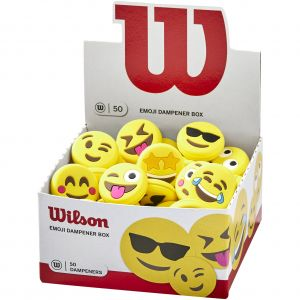 Wilson Box Emoji Dampeners x 50 WR8404901