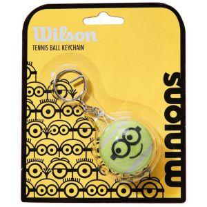 Wilson Minions Tennis Ball Key Ring WR8406501