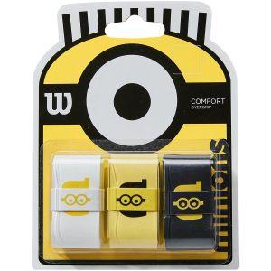 Wilson Pro Minions Overgrips x 3 WR8408401