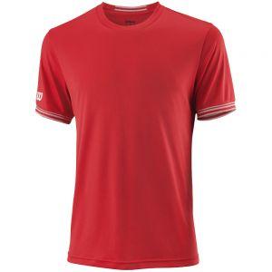 Wilson Solid Crew Men's Tennis T-Shirt WRA765305