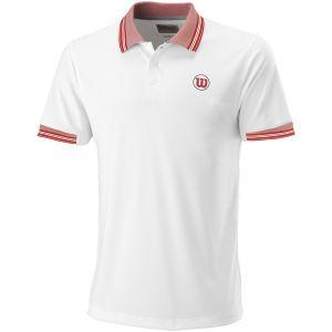 Wilson Since 1914 Pique Men's Tennis Polo WRA785201