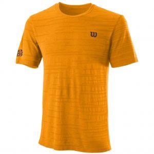 Wilson Kaos Rapide Smls Crew Men's Tennis T-Shirt WRA788804