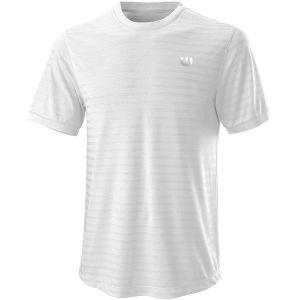 Wilson Stripe Crew Men's T-Shirt WRA789204
