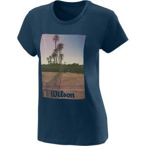 Wilson Scenic Tech Women's Tennis T-Shirt WRA792502