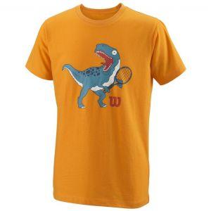 Wilson T-Rex Tech Boys' Tennis T-Shirt WRA793501