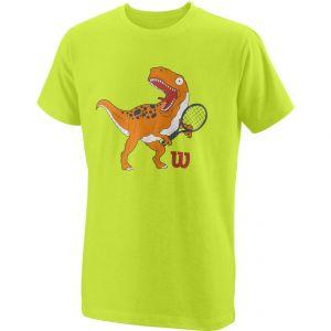 Wilson T-Rex Tech Boys' Tennis T-Shirt  WRA793502