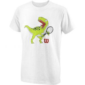 Wilson T-Rex Tech Boys' Tennis T-Shirt  WRA793503