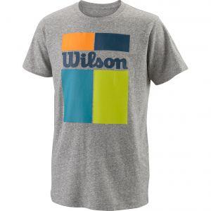 Wilson Grid Tech Boy's T-shirt WRA793601