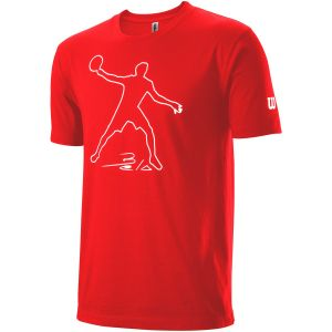 Wilson Bela Tech Men's T-Shirt WRA799002
