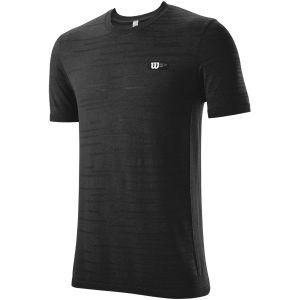 Wilson Padel Bela Seamless Crew II Men's T-Shirt  WRA800001