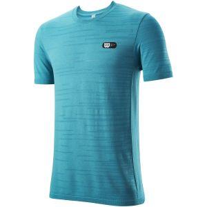 Wilson Padel Bela Seamless Crew II Men's T-Shirt  WRA800003