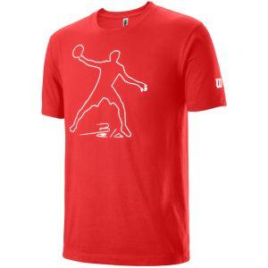 Wilson Bela Tech Boys' T-Shirt WRA800101