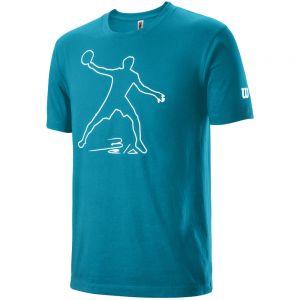 Wilson Bela Tech Boys' T-Shirt  WRA800103