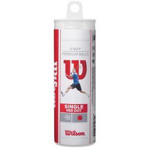Wilson Staff Squash Balls x 3 WRT618500