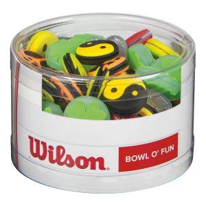 Wilson Bowl O Fun Dampeners - set of 75