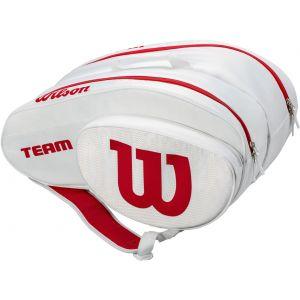 Wilson Team Padel Bag WRZ608000-WHRD