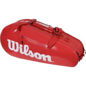 Wilson Super Tour 2 Compartments Small Tennis Bags WRZ840803