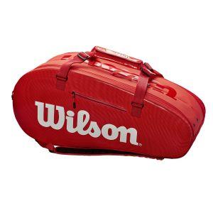 Wilson Super Tour 2 Compartments Large Tennis Bags WRZ840809