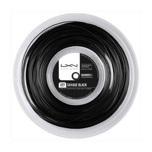 Luxilon Savage Black String (1.27mm, 12m)-pleksimo WRZ902100-17