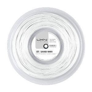 Luxilon Savage White String (1.27mm, 12m)-pleksimo WRZ902200-17