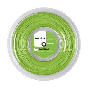 Luxilon Savage Lime String (12m)-1.27mm-pleksimo WRZ902300-17