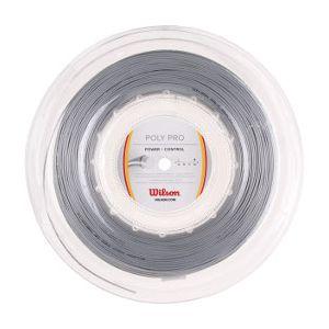 Wilson Poly Pro Tennis String 16 (1.30mm, 200m)