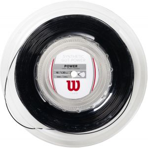Wilson Synthetic Gut Power Tennis String (1.30mm, 200m)