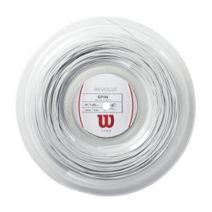Wilson Revolve Tennis String (1.25mm, 200m)