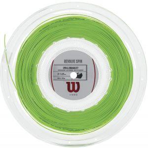 Wilson Revolve Spin Tennis String (1.25mm, 200m)