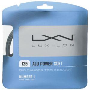 Luxilon Alu Power Soft Tennis String (1.25mm, 12m)