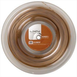 Luxilon Element Tennis String (1.25mm, 200m) WRZ990106