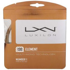 Luxilon Element Tennis String (1.30mm, 12.2m)