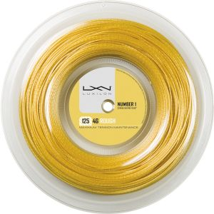 Luxilon 4G Rough Tennis String (1.25mm, 200m)