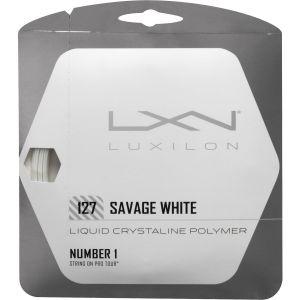 Luxilon Savage Tennis String (1.27mm, 12m) WRZ994400