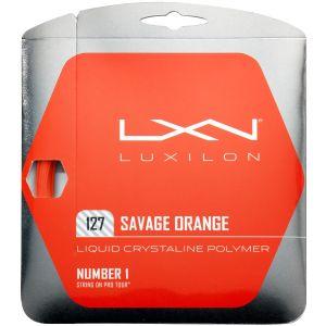Luxilon Savage Tennis String (1.27mm, 12m) WRZ994510