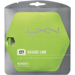Luxilon Savage Tennis String (1.27mm, 12m)