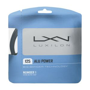 Luxilon Alu Power RG Tennis String (1.28mm, 12m) pleksimo wr8302501-pleksimo