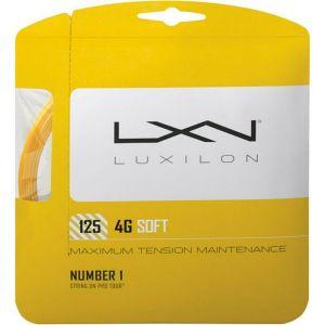 Luxilon 4G Soft Tennis String (1.25mm, 12m) WRZ997111