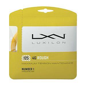 Luxilon 4G Rough Tennis String (1.25 mm, 12m) WRZ997114