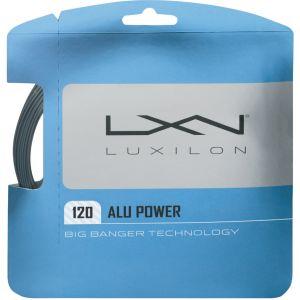 Luxilon ALU Power Tennis String (1.20mm, 12 m)